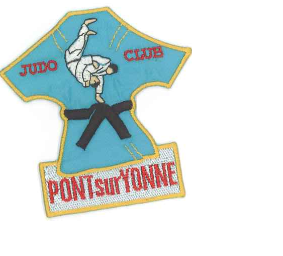 Logo PERSEVERANTE PONTOISE JUDO