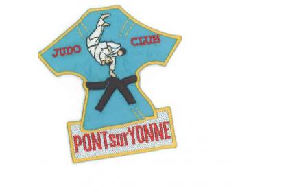 Logo du PERSEVERANTE PONTOISE JUDO